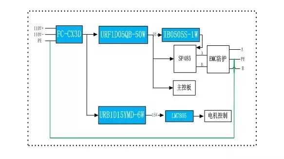 b0505s电路示意图