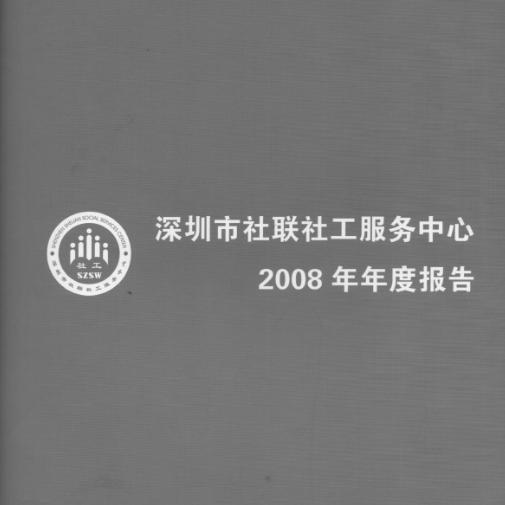 2008年年度工作报告