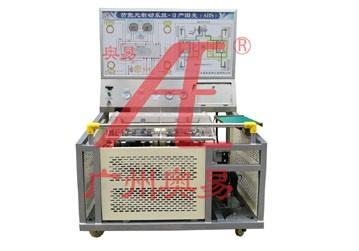 以及执行器与传感器内部构成图,学员可直观对照电路图与零部件,控制