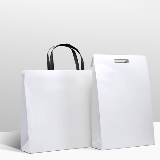 Carrier bag shopping bag