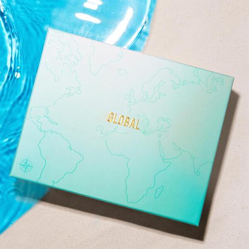 Beauty box packaging