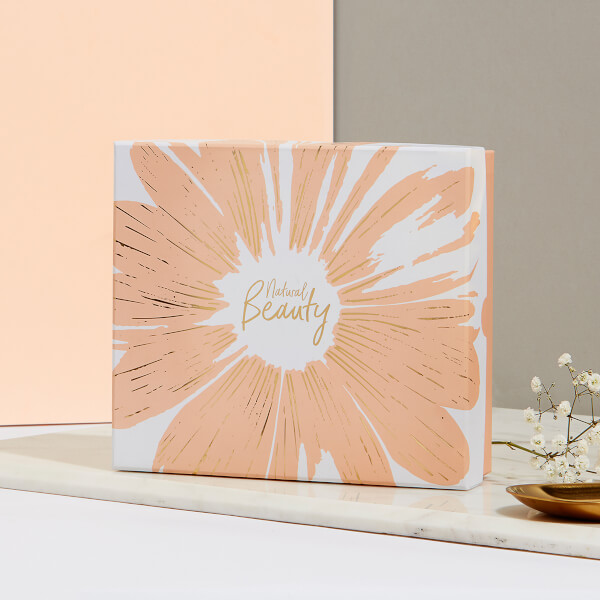 Beauty box packaging