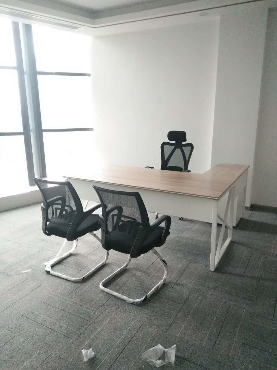 合步二手办公桌柜销售安装服务案例——倪先生