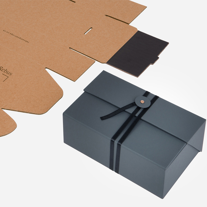 Folding box project
