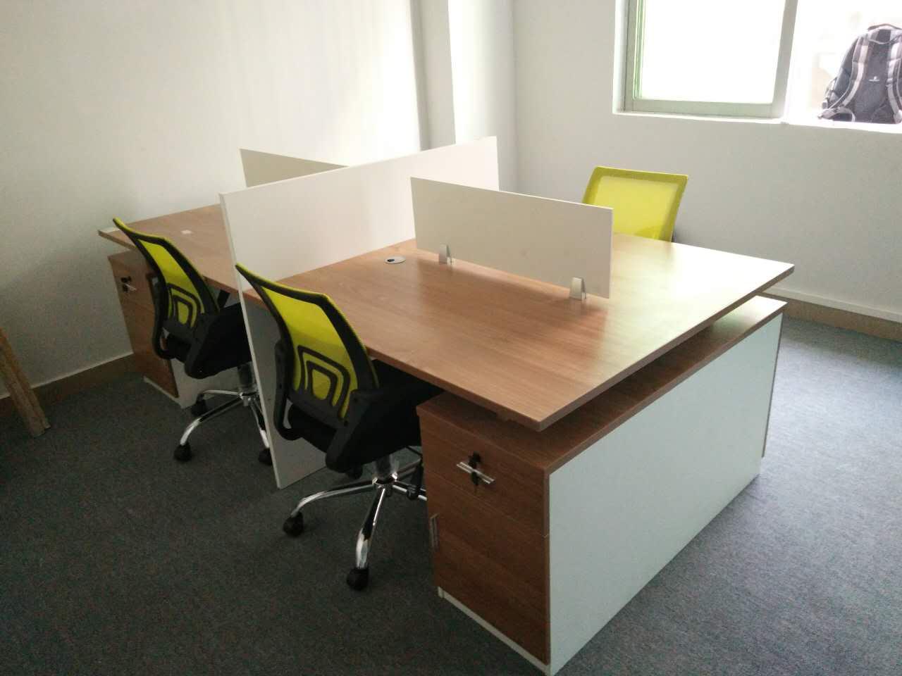 合步二手办公沙发销售安装服务案例——朱先生