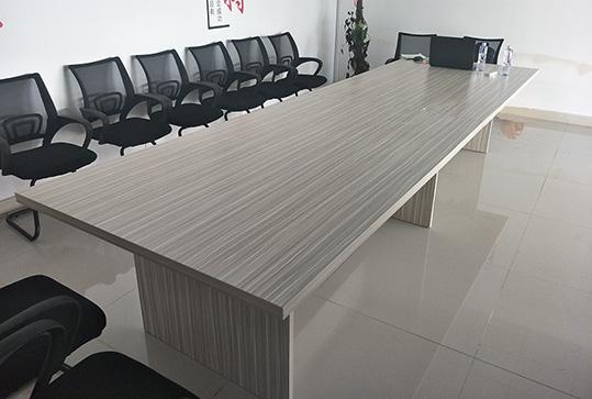 简约造型精美长方形会议桌