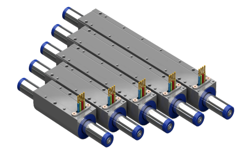 AD-T SERIES TUBULAR LINEAR MOTOR