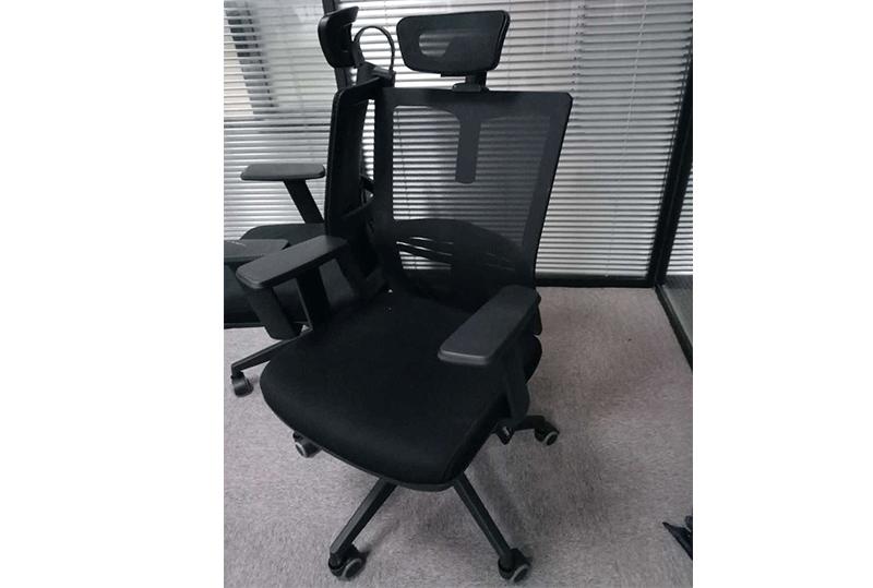 人体工学电脑椅办公网布椅