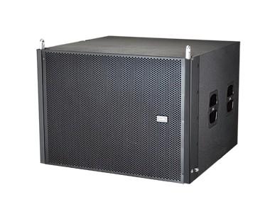 线阵列次低频音箱G210S
