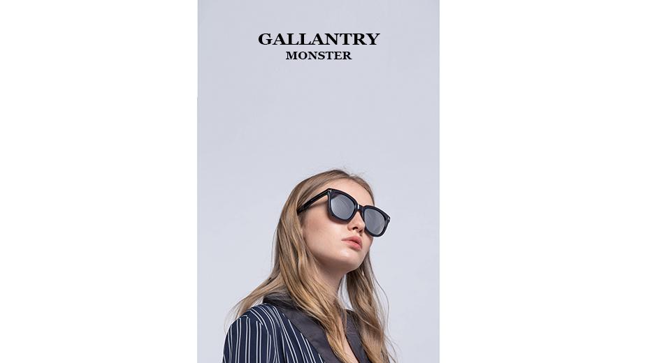 GALLANTRY&MONSTER品牌眼镜拍摄