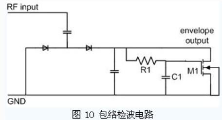 超高频无源rfid标签的关键电路