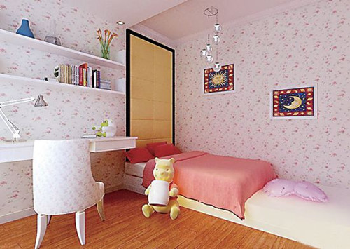 背景墙 房间 家居 起居室 设计 卧室 卧室装修 现代 装修 500_355