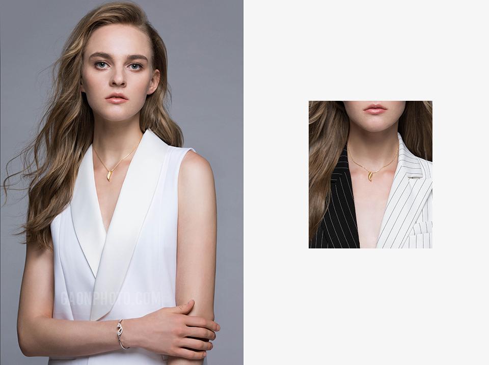 芭莎珠宝品牌形象拍摄