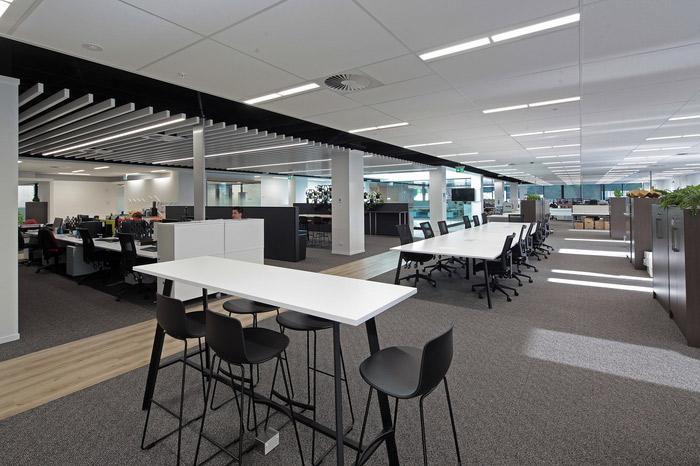 综合办公室照明效果图