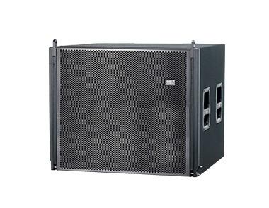 线性阵列超低频音箱G310S