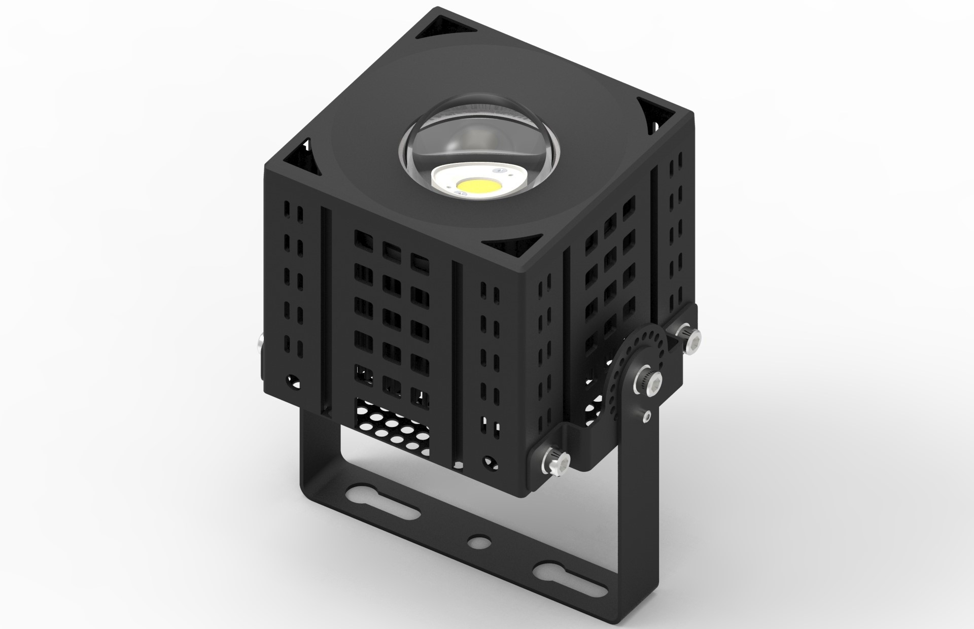 led module flood light 1x1