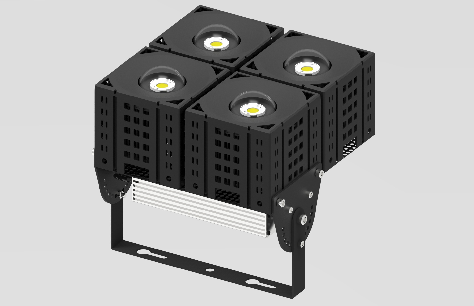led module flood light 2x2