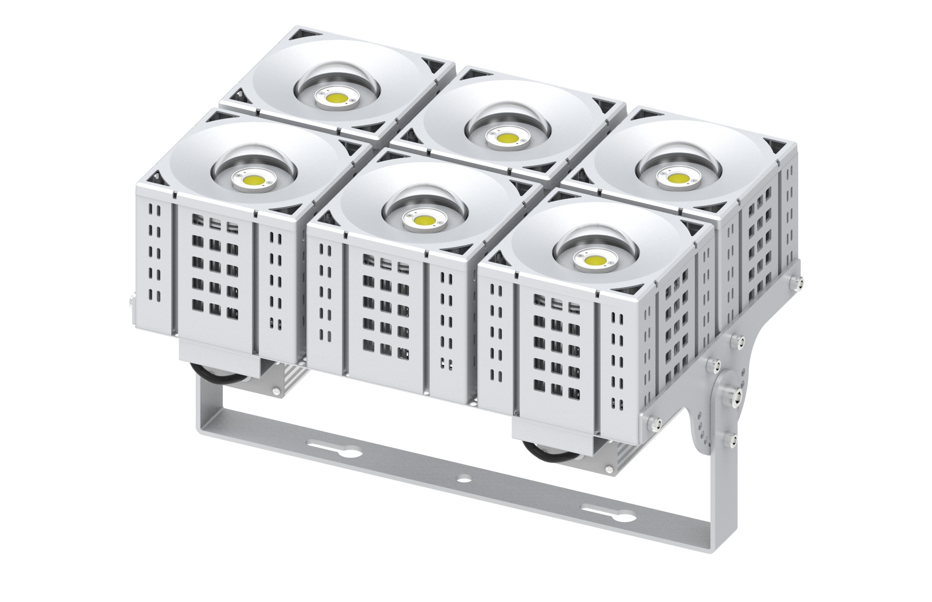 led module flood light 2x3-400W