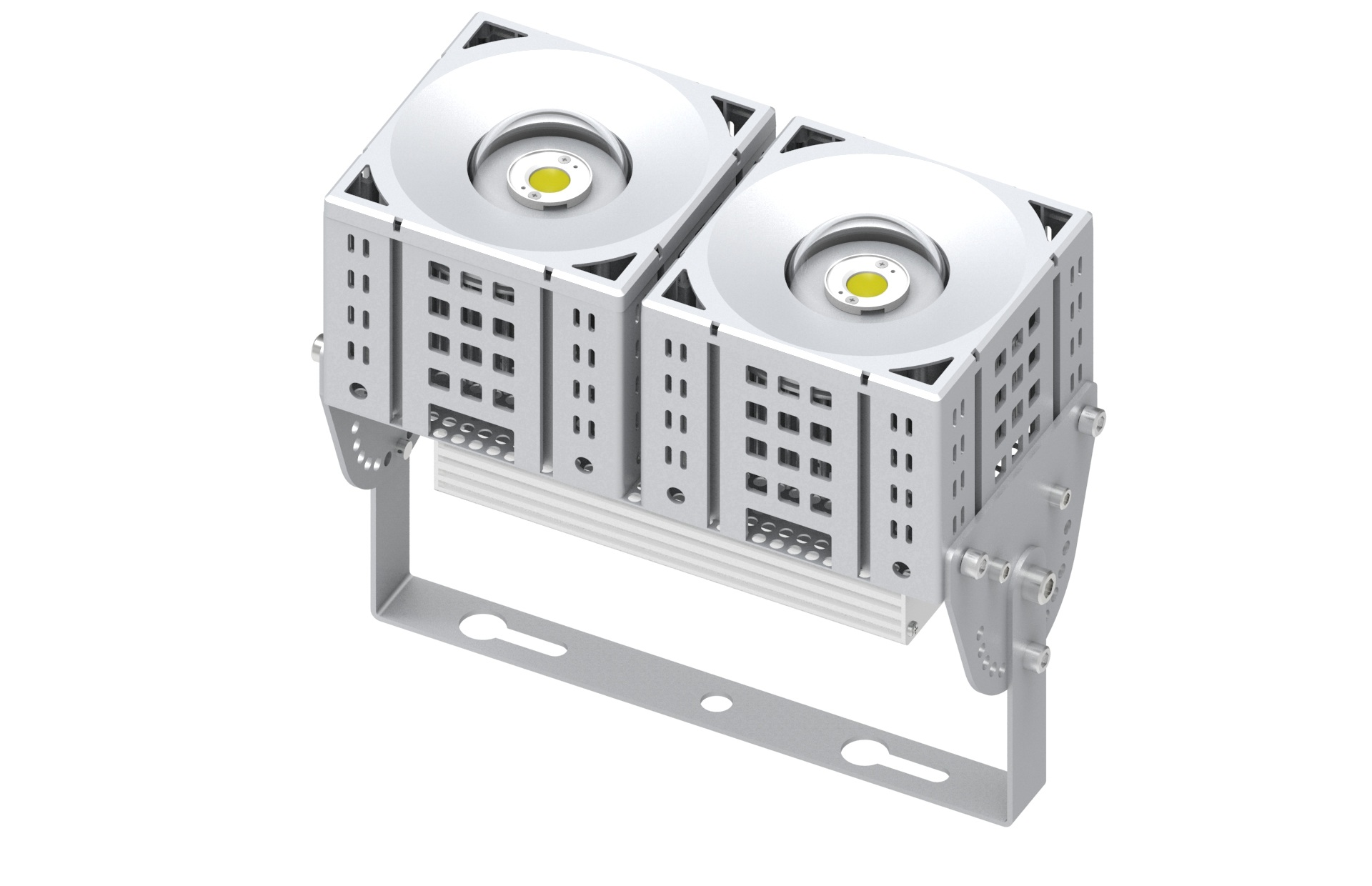 led module flood light 1x2