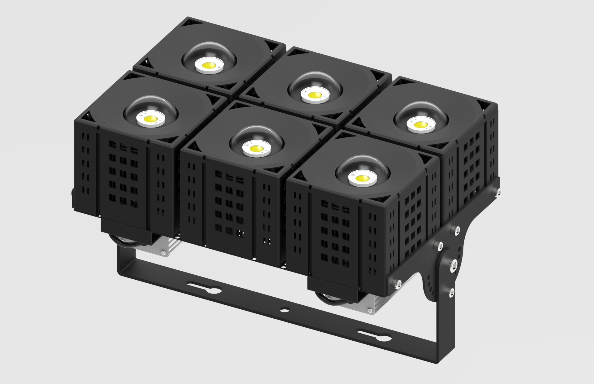 led module flood light 2x3-500W
