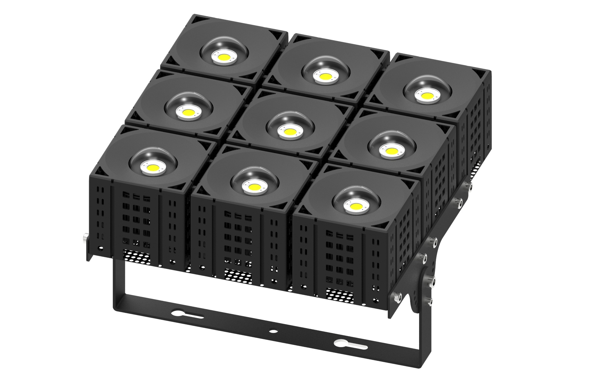 led module flood light 3x3