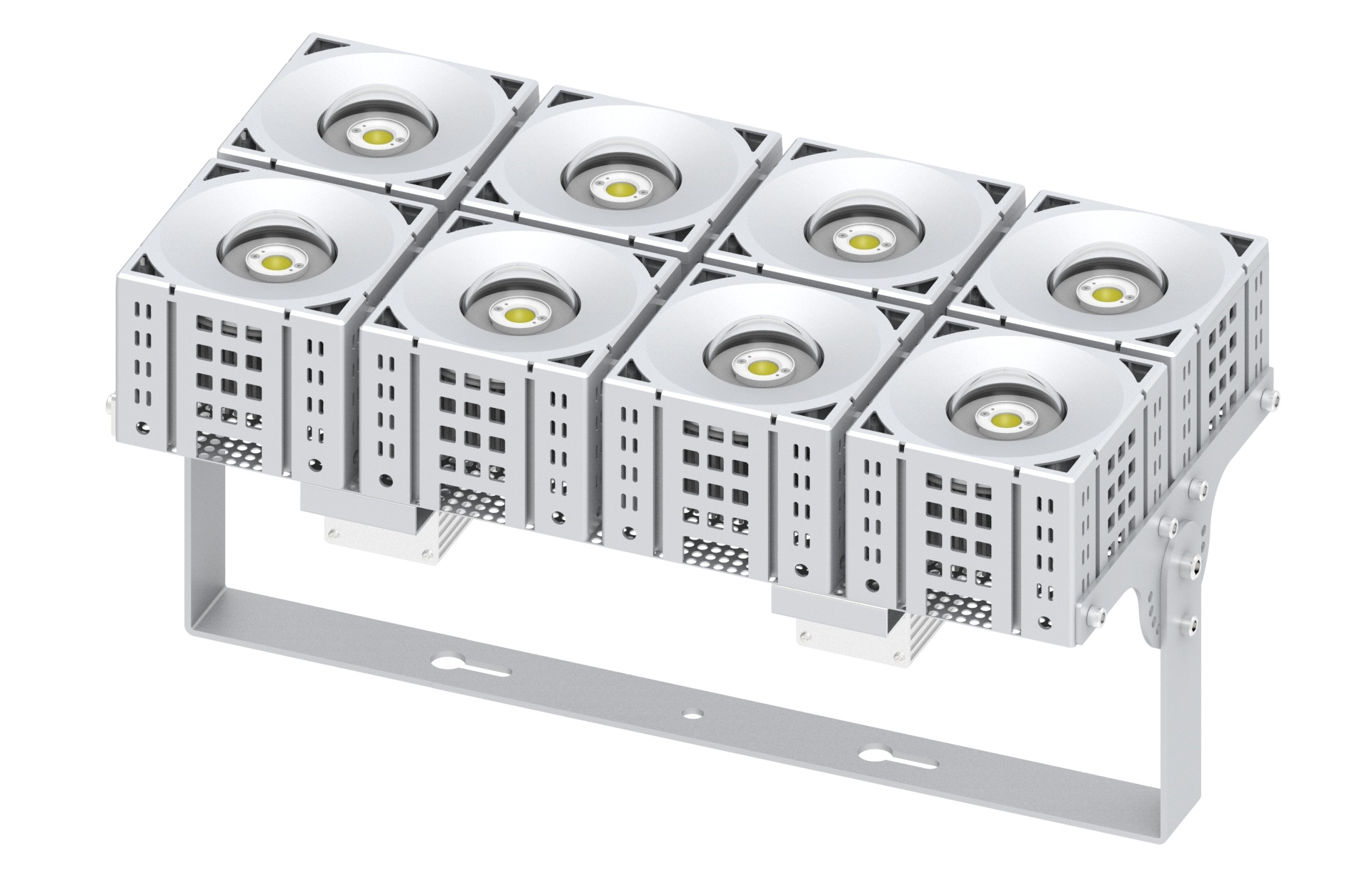 led module flood light 2x4