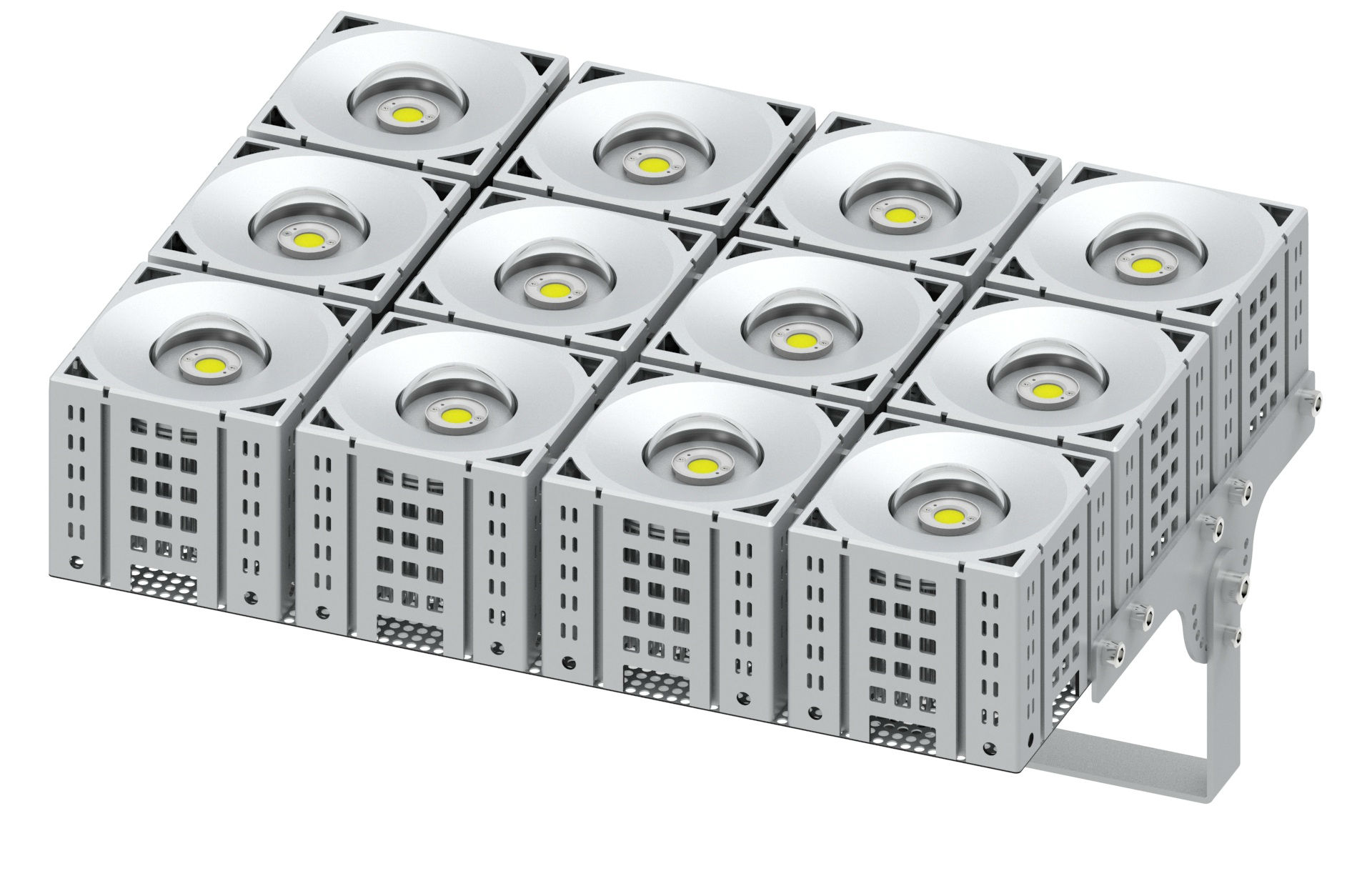 led module flood light 3x4