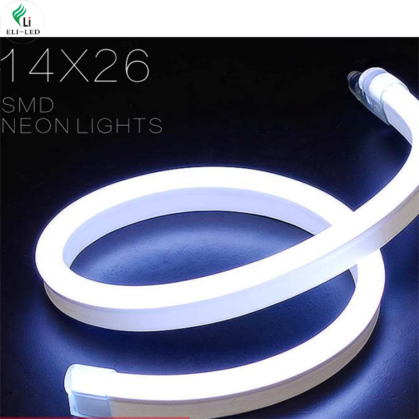 DIP led neon flex light - 14X26mm