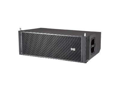 二分频线性阵列音箱G210