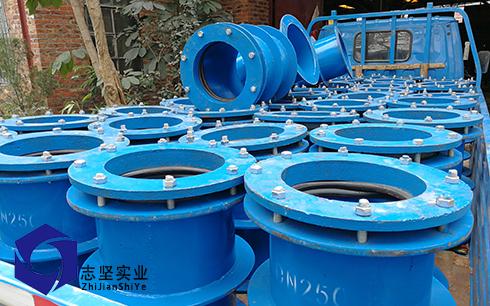 國標柔性防水套管