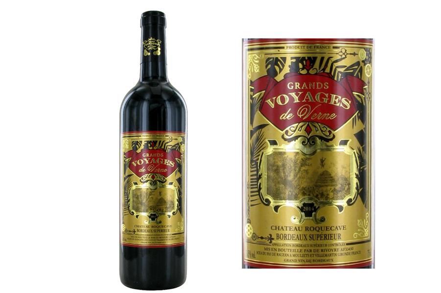 凡尔纳系列葡萄酒,带您深度品鉴波尔多