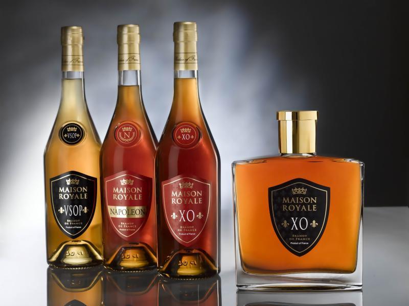 爵颂白兰地,时间在瓶子里的沉淀
