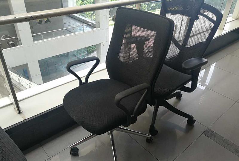 网面透气靠背员工办公座椅