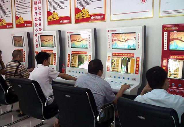 【发展】中国公益体彩让农村彩票市场大放异彩
