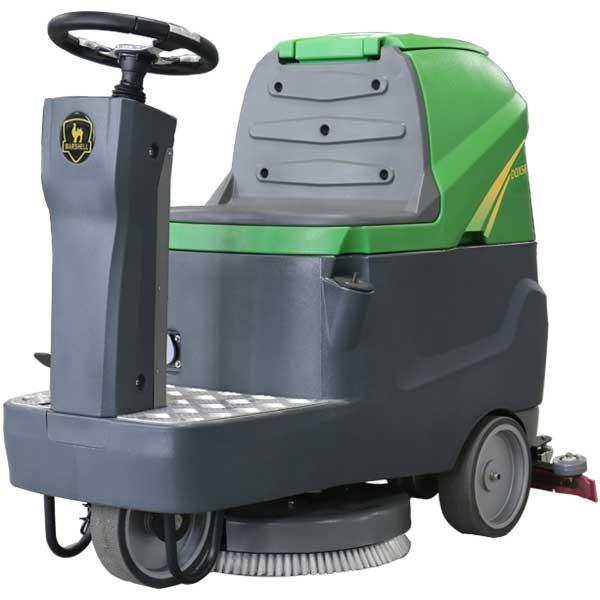 DQX56微型迷你驾驶式扫地机