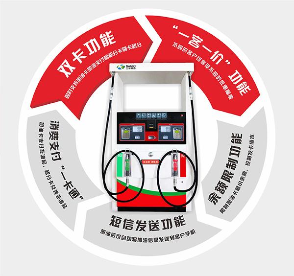 荔枝5系列加油机