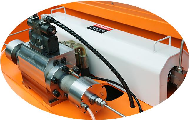 YD-450超高压增压器