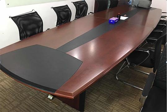 现货办公家具大型会议桌长桌