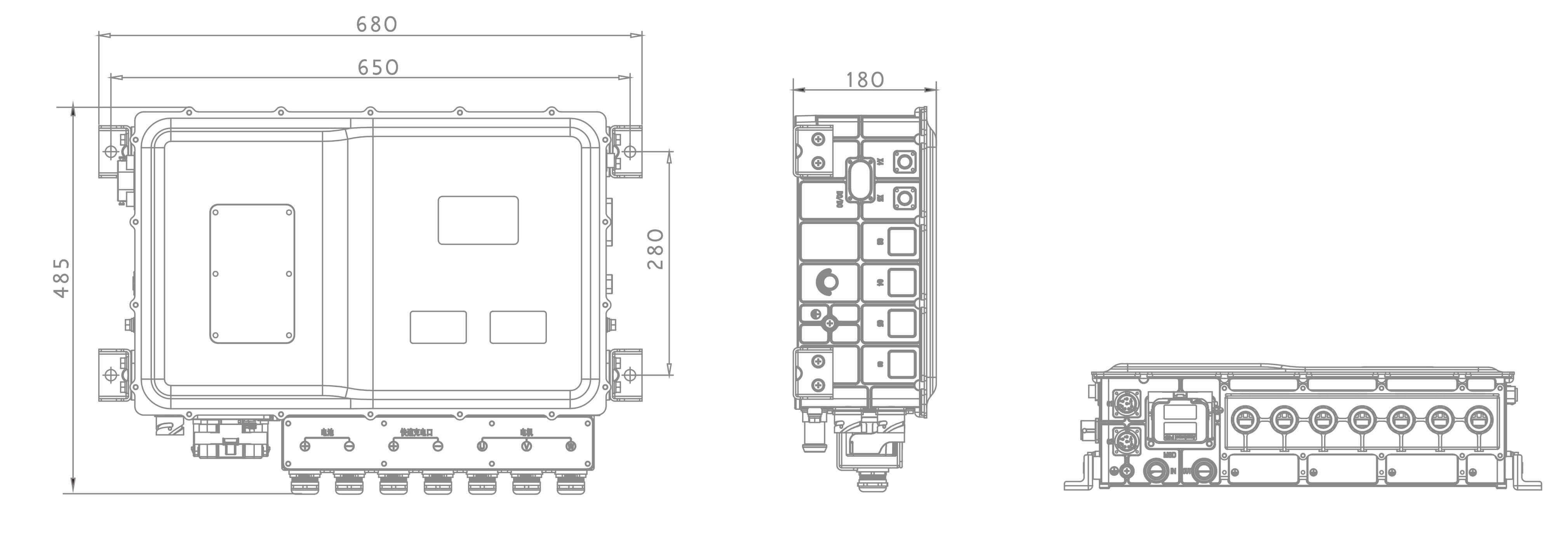 V6-H-4D120G/V6-H-2D60G