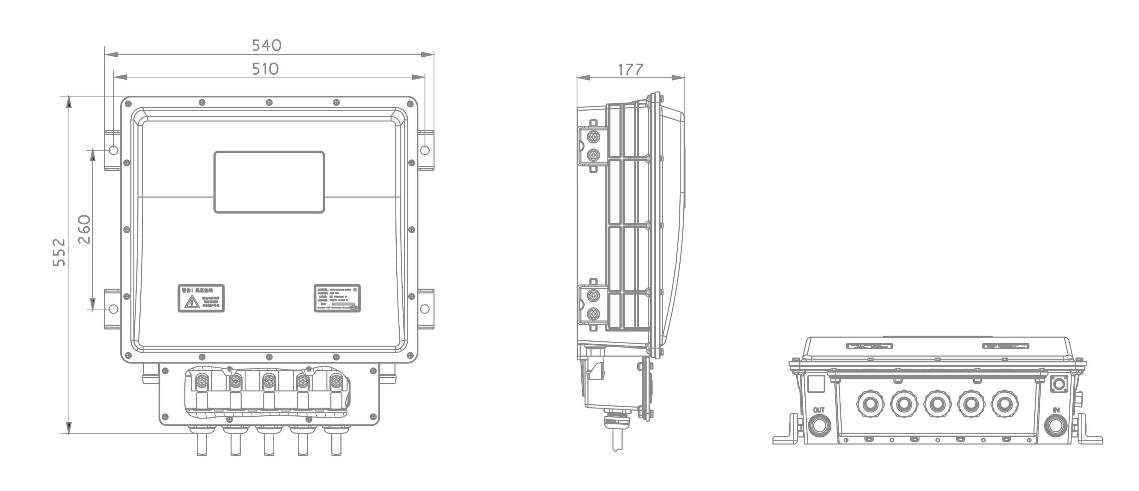 V6-H-4D250G/V6-H-4D200G/V6-H-2D90G