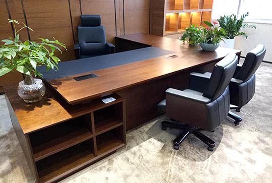 办公家具简约现代大班台办公桌老板桌