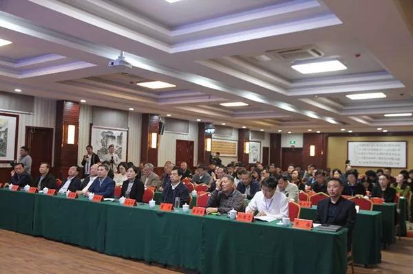 台湾访问团嘉宾参加太康推介会