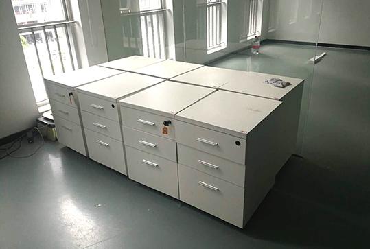 员工办公活动矮柜、抽屉柜