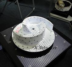 浇铸件模具三维扫描