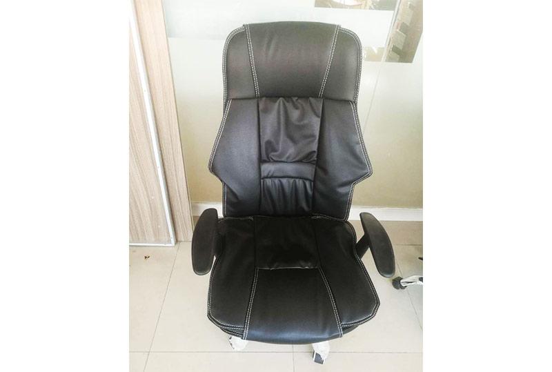皮质大班椅、老板椅、经理椅
