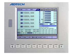 CNC9810六轴数控铣床控制系统