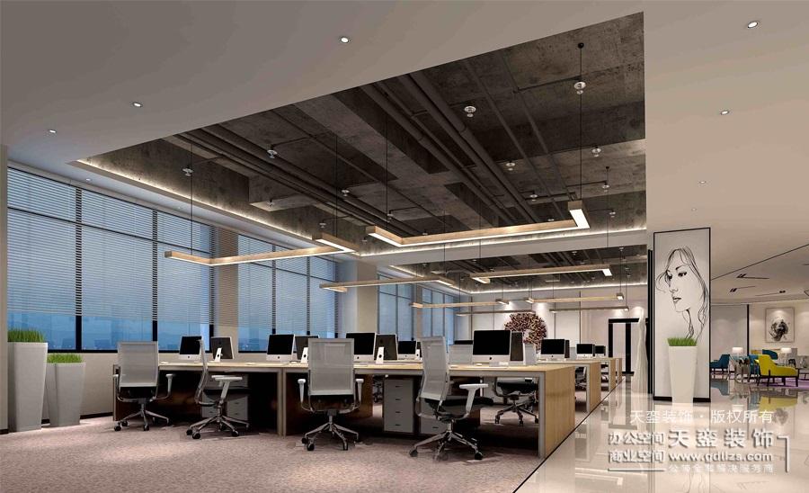 办公室装修之办公室隔断怎么做?