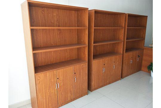 原木色办公文件柜、储物柜
