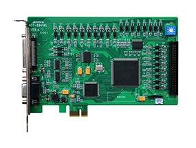 ADT-8941A1基于PCI-E總線高性能4軸運動控制卡