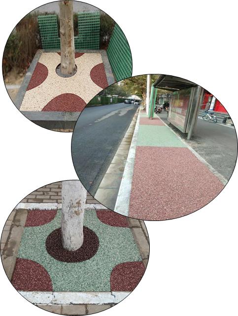 聚氨酯生态护树板